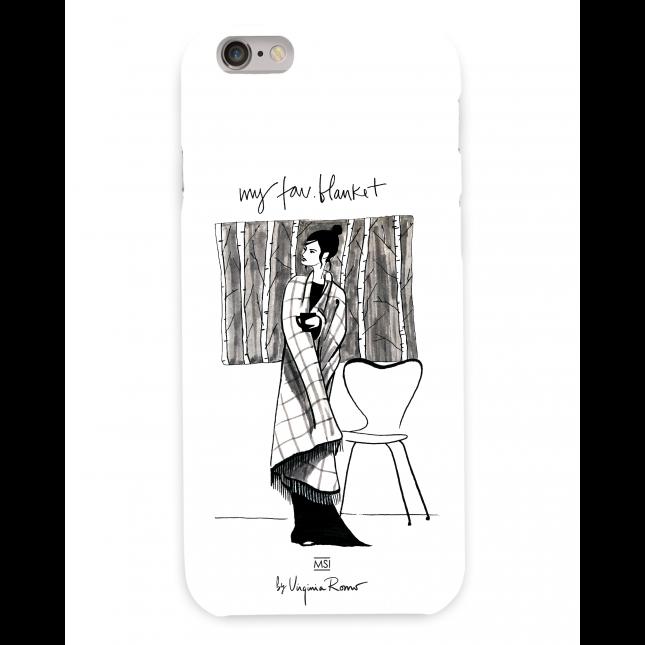 My Fav. Blanket Case | Virginia Romo