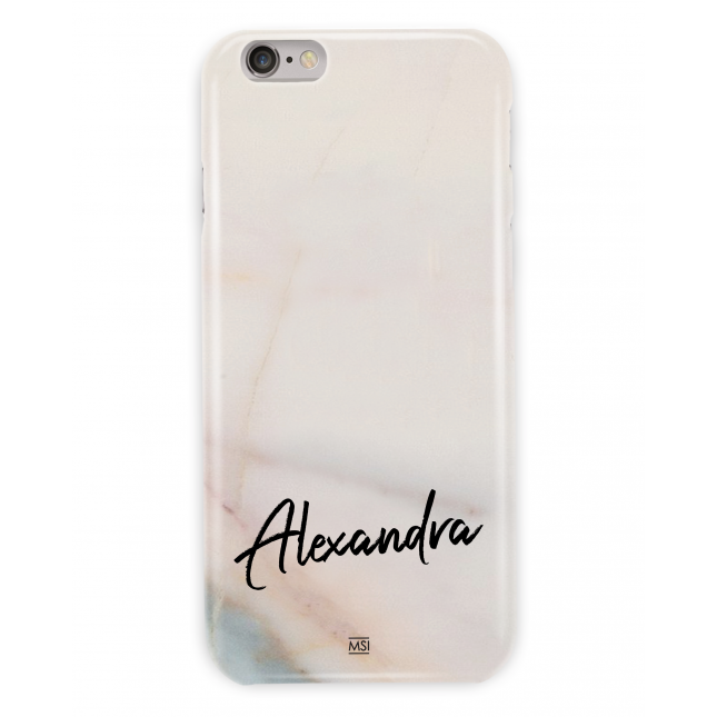 My Marble Name Personalized Case
