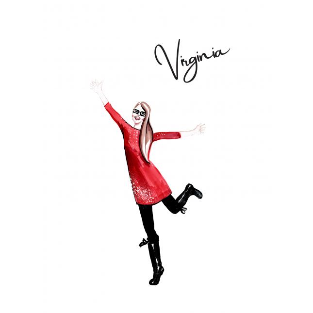 Real Happines Notebook | Virginai Romo