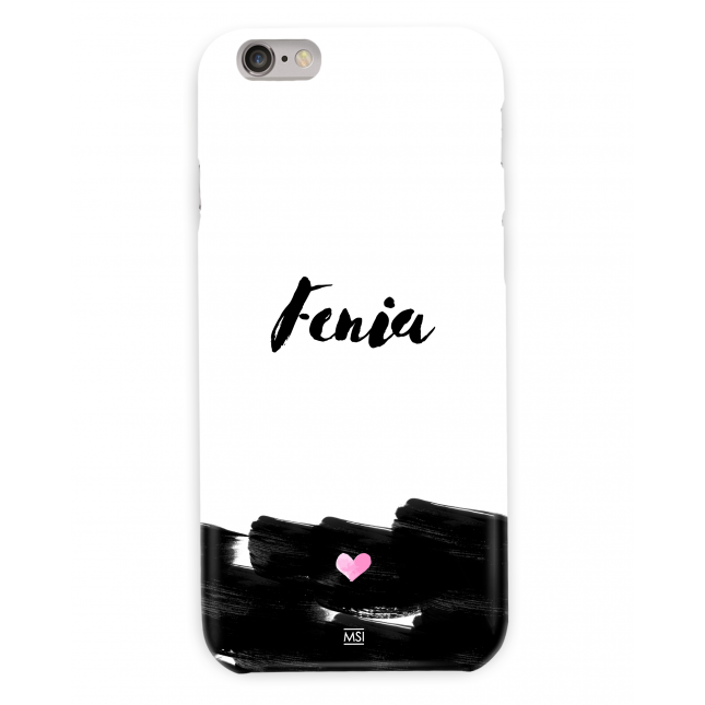 Say my Name Personalized Case