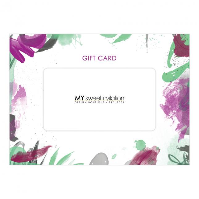 Summerish Gift Card