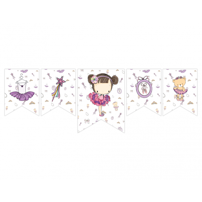 Lilly Decor Banner
