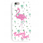 Tropical Vibes (Flamingo) Case