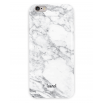 White Marble Personalized Case