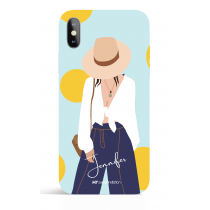 Jenifer Modern Art Phone Case
