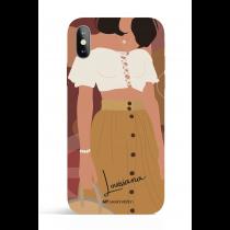 Louiziana Modern Art Phone Case