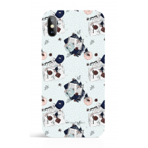 I Love Fall Mint Sweet Morning  Phone Case
