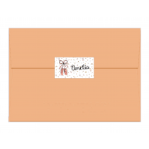 Amelia Envelope Sticker