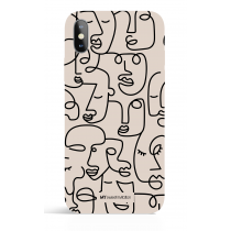 Bez Face Art Phone Case