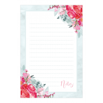 Cold Roses Notepad