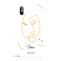Face Color Art Phone Case