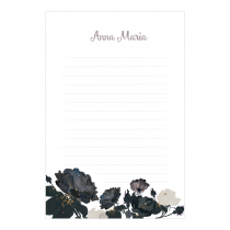 Dessert Roses Personalized Notepad