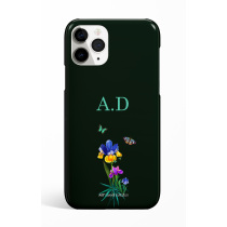 Eden Little Bouquet Monogram Phone Case