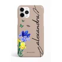 Eden Bouquet of flowers Nautral Personalized  Phone Case