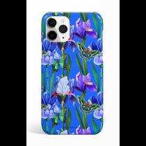 Eden Floral Blue Phone Case