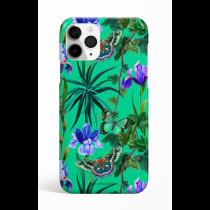 Eden Floral Τurquoise Phone Case