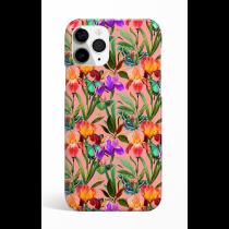 Eden Floral Orange Phone Case
