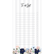 Evening Garden Checklist Notepad