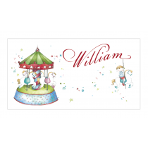 Carousel Envelope Sticker