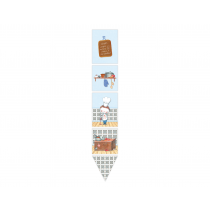 Little Boy Chef Decor Banner