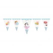 Cupcake Decor Banner