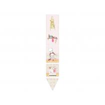 Little Girl Chef Decor Banner