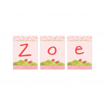 Lady Bug Personalized Banner