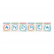 Art Studio for Boys Personalized Banner