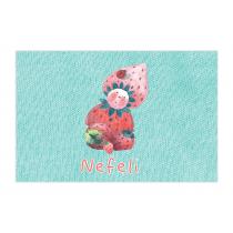 Strawberry Bubble Labels
