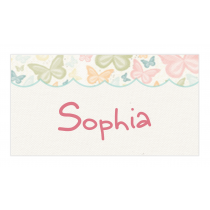 Vintage Princess Envelope Sticker