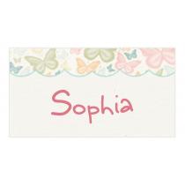 Vintage Princess Envelope Sticker