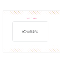 Baby Girls Gift Card