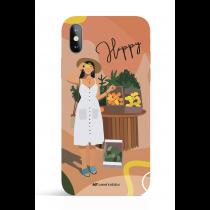 Happy Modern Art Phone Case