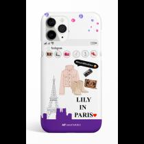 Check in Tour Eiffel I Love Paris Phone Case