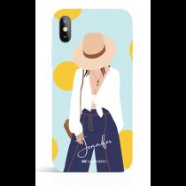Jenifer Modern Art Phone Case