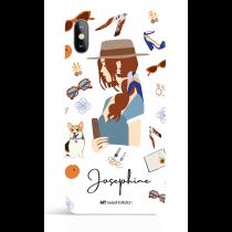 Josephine Modern Art Phone Case
