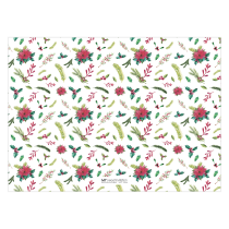 Mistletoe Tent Greeting Card