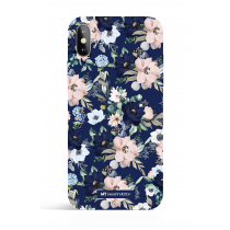 Evening Garden Blue PHONE CASE