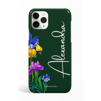 Eden Bouquet of Flower Green  Personalized  Phone Case