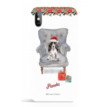 Panda Cocker Phone Case Dog Lover