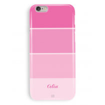 Shades of Pink Personalized Case