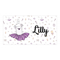 Lilly Envelope Sticker
