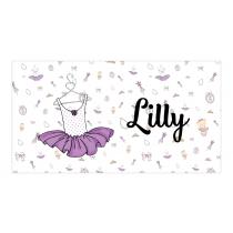 Lilly Envelope Sticker