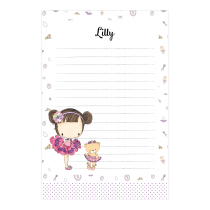 Lilly Notepad