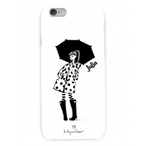 Under my Umbrella Personalized Case | Virginia Romo
