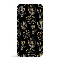 Urban Gold Black Edition Palms Phone Case