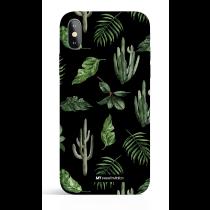 Urban Plants Black Phone Case