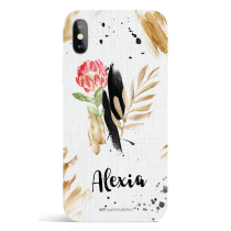Urban Flower Bouquet Phone Case
