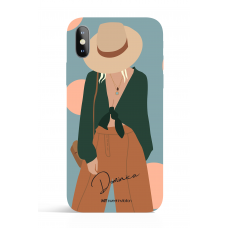 Dominica Modern Art Phone Case