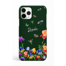 Eden Garden Green Personalized  Phone Case